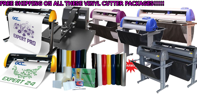 Vinyl Cutter Packages