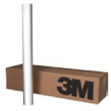3M™ Controltac™ IJ160C-10 Graphic Film With Comply™ Adhesive 4 Mil Calendered Matte White
