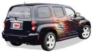 3M™ Controltac™ IJ380Cv3 Wrap Film With Comply™ v3 Adhesive 2 Mil Cast Gloss