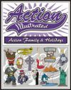 Action Illustrated Action Family And Holidays