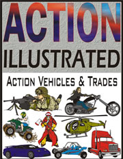 Action Illustrated Action Vehicles And Trades