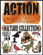 Action Illustrated Nature Collection