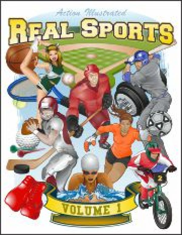 Action Illustrated Real Sports Volume 1