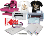 Brother ScanNCut Sublimation Cutter Package