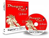 DragonCut Vinyl Cutter Software