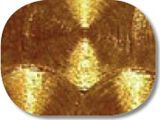 Gilders Gold 23.5 Karat Double-sided Reversible Gold