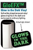 Glo EFX Glow In The Dark Vinyl 8.5 Mil