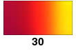 Graduated Gradient Rainbow Vinyl Horizontal Magenta To Yellow 30