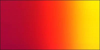 Graduated Gradient Rainbow Vinyl Horizontal Magenta To