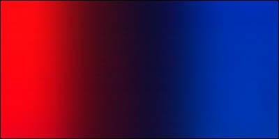 Graduated Gradient Rainbow Vinyl Horizontal Red To Blue 60