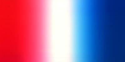 Graduated Gradient Rainbow Vinyl Horizontal Red To White