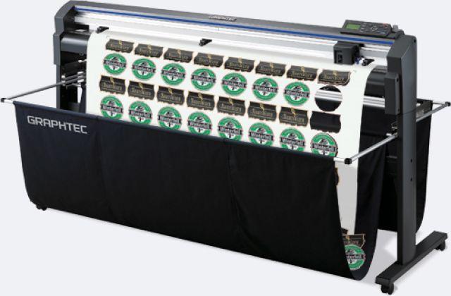 Graphtec Fc8600 Vinyl Cutter Plotter Machine