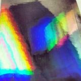Griff Decorative Films Fantasy Holographic Rainbow 24""
