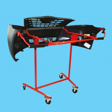 Image One Impact Mobile Bumper Jack Stand