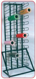 Image One Impact Vinyl Floor Rack FR44