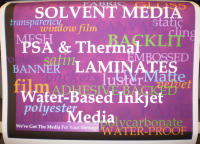 Kapco® 5 Mil Backlit Polyester Film
