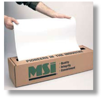 Magnetic Specialty Inc. MSI ProMAG® Magnetic Sheeting