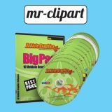 Mr-Clipart Big Pack Vehicle Graphics Collection