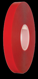 ORAFOL� ORAMOUNT� UHB 3599 Ultra-High Bond Double Sided Foam Tape Clear Adhesive