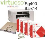 "Ricoh Sawgrass Virtuoso SG400 8.5"" x 14"" Sublimation Printer"