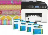 "Ricoh SDG 3100dn Fabricmaker Personal Equipment Bundle 8.5"" X 11"""