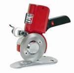"Ricoma Ikonix KX-DY125 CZ-DY125 5"" Direct-drive Round Electric Cutting Machine, Rotary, Stand-up, Fabric, Cloth, Circular Knife 5"""