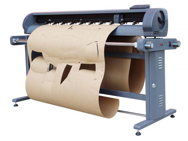 Saga Stencil Cutter Garment Apparel Plotter Sg 1780p