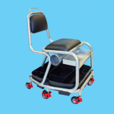 SooperChair Deluxe Wrap Installer And Shop Chair