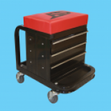 SooperChair HD Box Wrap Installer And Shop Chair And 3 Drawer Tool Chest