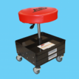 SooperChair Tool Stool Wrap Installer And Shop Chair And 3 Drawer Tool Chest
