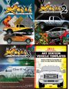 Taylor Digital Imaging Wrap Master Mega Pack Volumes 1 2 and 3 With 2011 Vehicle Templates