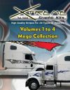Taylor Digital Imaging Xtreme Graphic Kits Mega Collection Vol 1-4