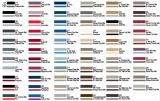 "Universal Products 2 Color Striping Duo-Tone 1/4"" 0204"