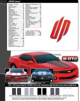 Universal Products Automotive Graphics Kits