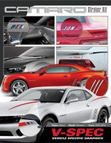 Universal Products Automotive V-Spec Kits Vehicle Specific Graphics