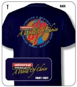 Universal Products T-Shirts World Of Choice Long Sleeve