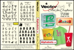 Vector Art Mini Collection Alphabets Number 2