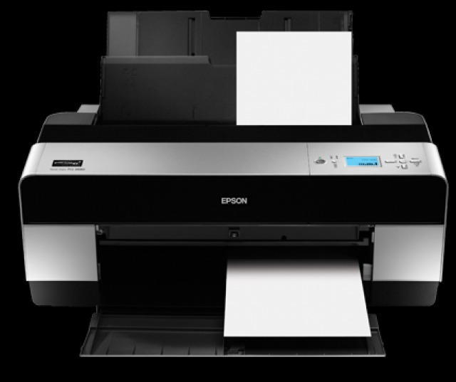 Epson Stylus Pro 3880 17 Inch Inkjet Color Printer Epson